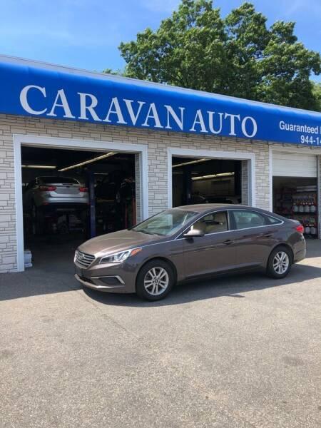 2016 Hyundai Sonata for sale at Caravan Auto in Cranston RI