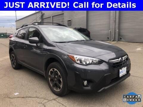 2021 Subaru Crosstrek for sale at Toyota of Seattle in Seattle WA