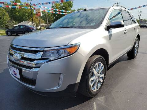 2012 Ford Edge for sale at County Seat Motors in Union MO