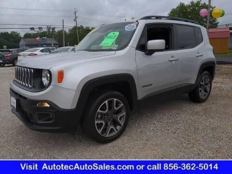 2017 Jeep Renegade for sale at Autotec Auto Sales in Vineland NJ