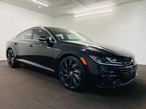 2019 Volkswagen Arteon for sale at Champagne Motor Car Company in Willimantic CT