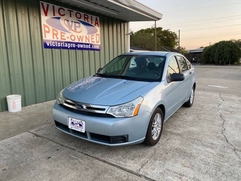 2009 Ford Focus for sale at Victoria Pre-Owned in Victoria TX