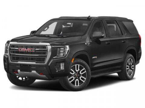 2021 GMC Yukon for sale at BEAMAN TOYOTA GMC BUICK in Nashville TN