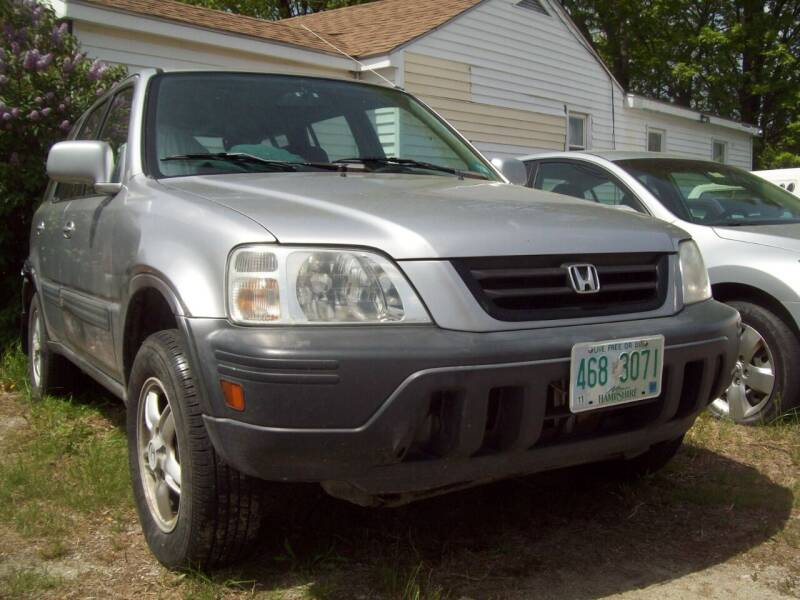 2001 Honda CR-V for sale at Frank Coffey in Milford NH