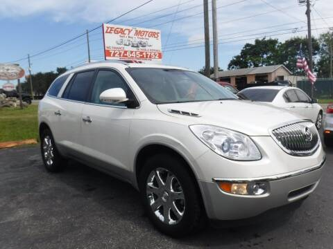 2010 Buick Enclave for sale at LEGACY MOTORS INC in New Port Richey FL