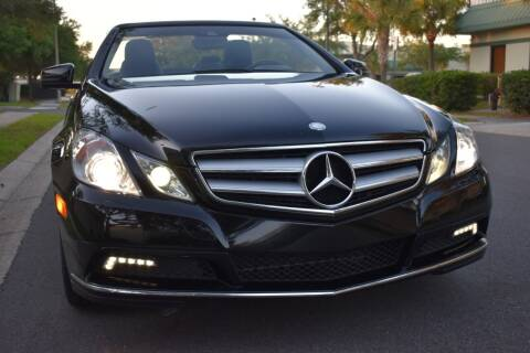2011 Mercedes-Benz E-Class for sale at Monaco Motor Group in Orlando FL