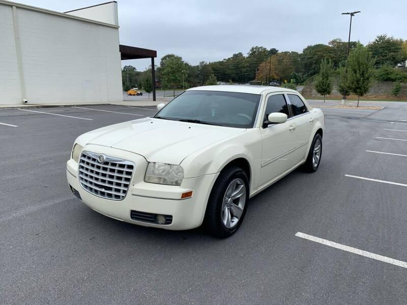 2006 Chrysler 300 for sale at Allrich Auto in Atlanta GA