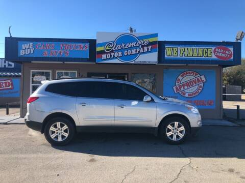 2011 Chevrolet Traverse for sale at Claremore Motor Company in Claremore OK