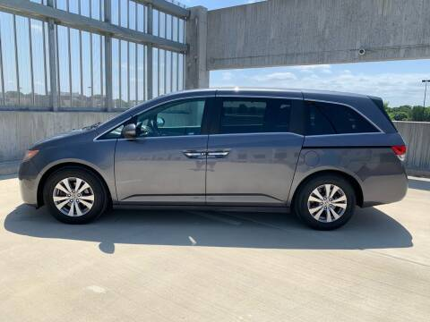 2014 Honda Odyssey for sale at You Win Auto in Metro MN