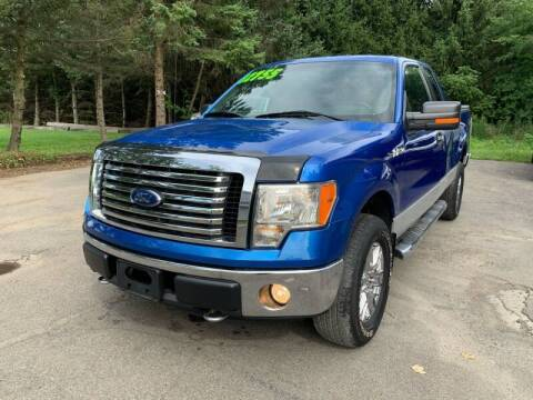 2012 Ford F-150 for sale at SMS Motorsports LLC in Cortland NY