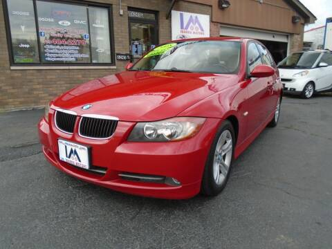 2008 BMW 3 Series for sale at IBARRA MOTORS INC in Cicero IL