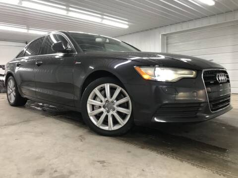 2014 Audi A6 for sale at Hi-Way Auto Sales in Pease MN