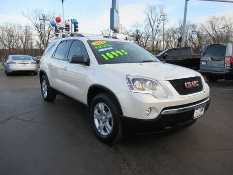 2012 GMC Acadia for sale at Auto Land Inc in Crest Hill IL