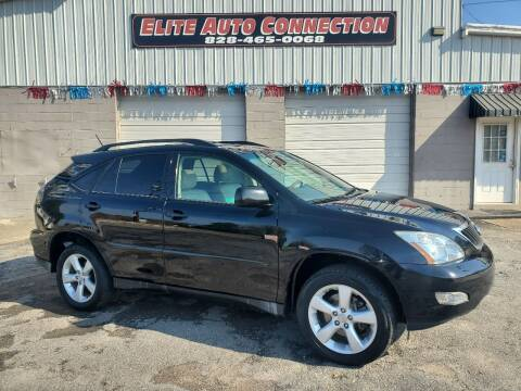 2007 Lexus RX 350 for sale at Elite Auto Connection in Conover NC