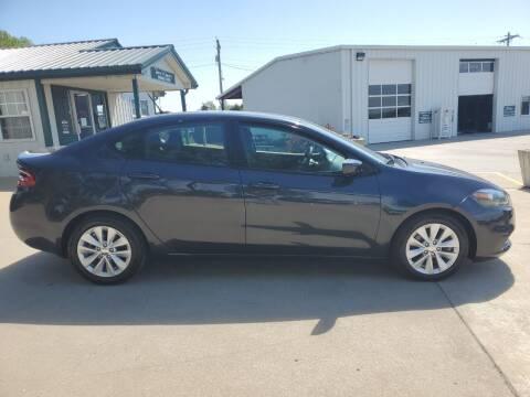 2014 Dodge Dart for sale at Town & Country Motors Inc. in Meriden KS