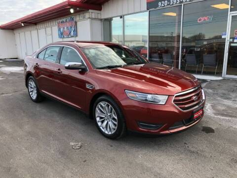 2014 Ford Taurus for sale at WILLIAMS AUTO SALES in Green Bay WI
