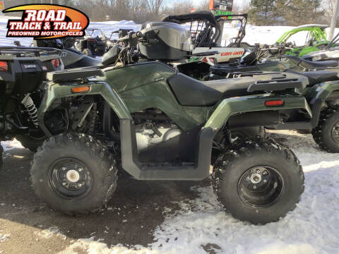 2019 Arctic Cat Alterra 300 for sale at Road Track and Trail in Big Bend WI