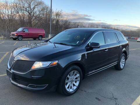 2014 Lincoln MKT Town Car for sale at USA Auto Sales in Kensington CT