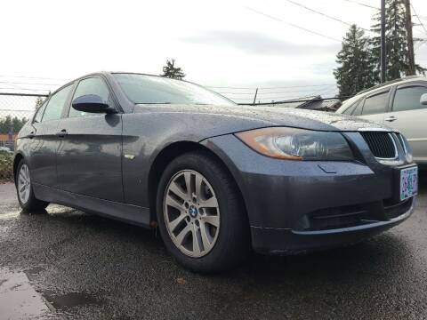 2007 BMW 3 Series for sale at Universal Auto Sales in Salem OR