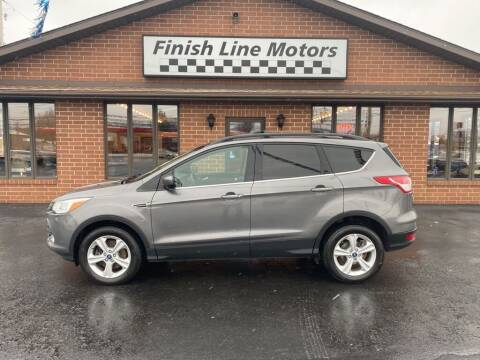 2013 Ford Escape for sale at FINISHLINE MOTORS in Canton OH