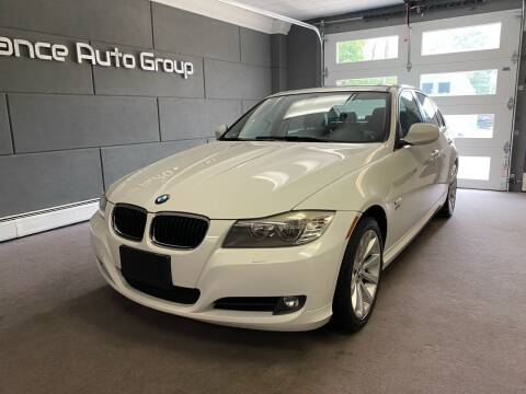 2011 BMW 3 Series for sale at Advance Auto Group, LLC in Chichester NH