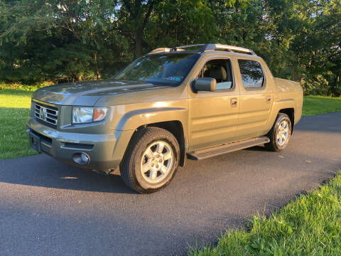 2007 Honda Ridgeline for sale at ARS Affordable Auto in Norristown PA