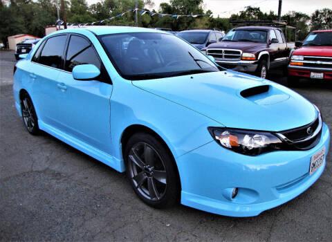2008 Subaru Impreza for sale at Stallion Auto Sales llc in Roseville CA