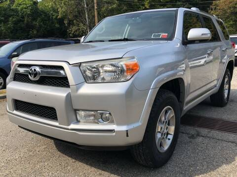 2010 Toyota 4Runner for sale at AMA Auto Sales LLC in Ringwood NJ