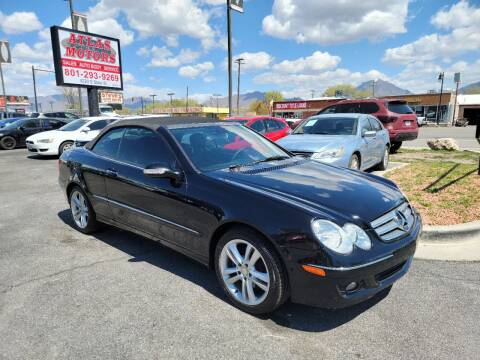 2006 Mercedes-Benz CLK for sale at ATLAS MOTORS INC in Salt Lake City UT