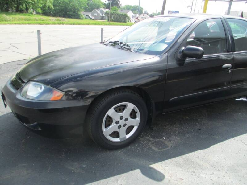 2005 Chevrolet Cavalier for sale at GREG'S EAGLE AUTO SALES in Massillon OH