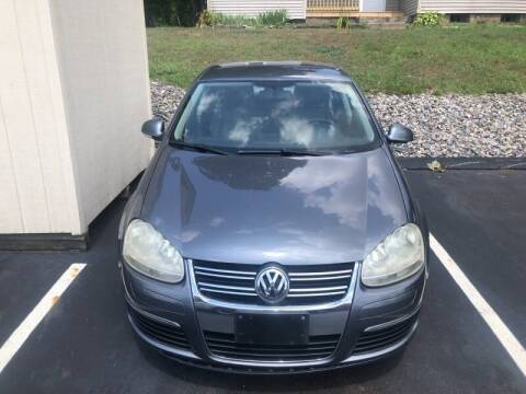 2006 Volkswagen Jetta for sale at COVENTRY AUTO SALES in Coventry CT