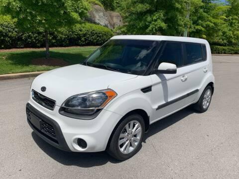 2012 Kia Soul for sale at Ron's Auto Sales (DBA Select Automotive) in Lebanon TN