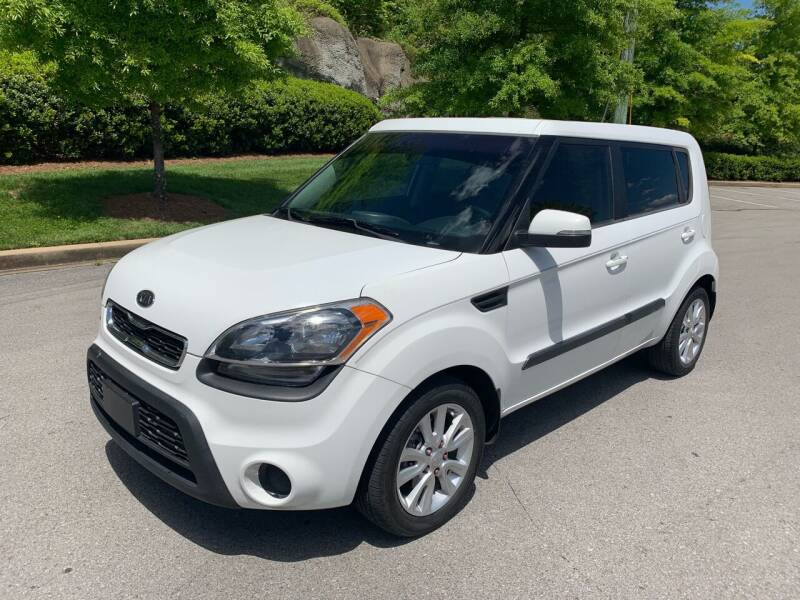 2012 Kia Soul for sale at Ron's Auto Sales (DBA Paul's Trading Station) in Mount Juliet TN