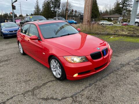 2006 BMW 3 Series for sale at KARMA AUTO SALES in Federal Way WA