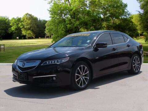 2015 Acura TLX for sale at BIG STAR HYUNDAI in Houston TX