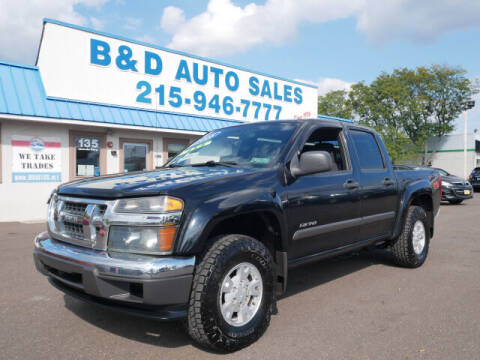 2008 Isuzu i-Series for sale at B & D Auto Sales Inc. in Fairless Hills PA