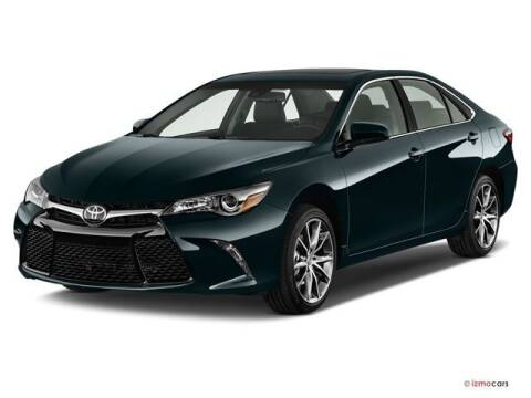 2016 Toyota Camry for sale at LAKE CITY AUTO SALES in Forest Park GA