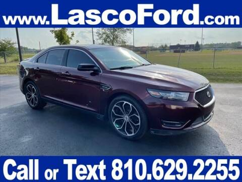 2015 Ford Taurus for sale at Lasco of Grand Blanc in Grand Blanc MI
