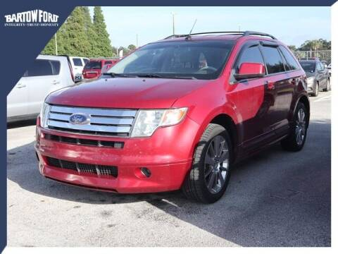 2008 Ford Edge for sale at BARTOW FORD CO. in Bartow FL