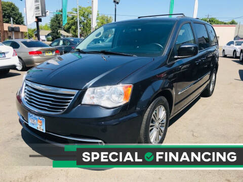2014 Chrysler Town and Country for sale at Salem Auto Market in Salem OR