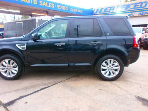 2011 Land Rover LR2 for sale at Under Priced Auto Sales in Houston TX