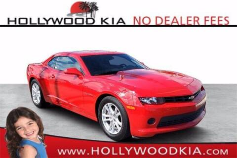 2014 Chevrolet Camaro for sale at JumboAutoGroup.com in Hollywood FL