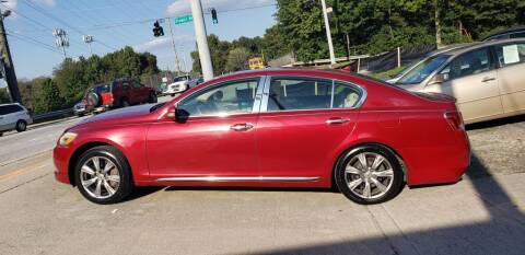 2008 Lexus GS 350 for sale at On The Road Again Auto Sales in Doraville GA