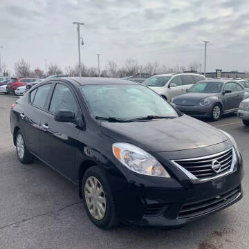 2014 Nissan Versa for sale at American & Import Automotive in Cheektowaga NY