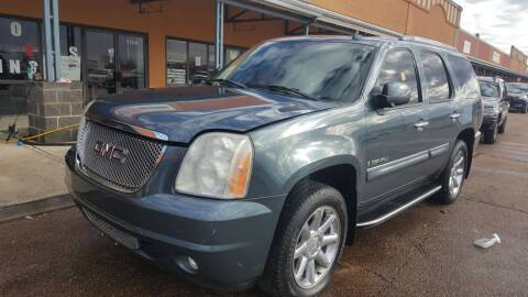 2007 GMC Yukon for sale at The Auto Toy Store in Robinsonville MS