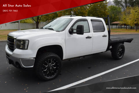 2007 GMC Sierra 2500HD for sale at All Star Auto Sales in Pleasant Grove UT