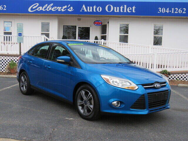 2014 Ford Focus for sale at Colbert's Auto Outlet in Hickory NC