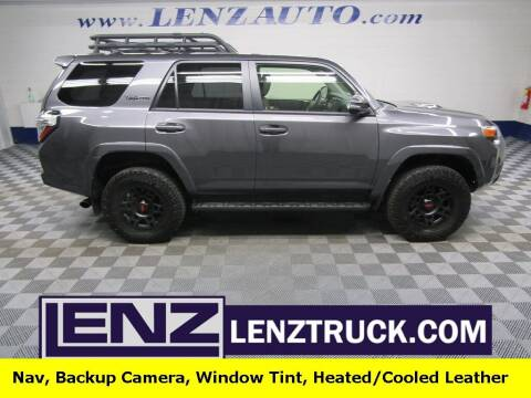 2020 Toyota 4Runner for sale at LENZ TRUCK CENTER in Fond Du Lac WI