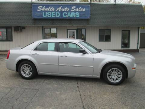 2009 Chrysler 300 for sale at SHULTS AUTO SALES INC. in Crystal Lake IL