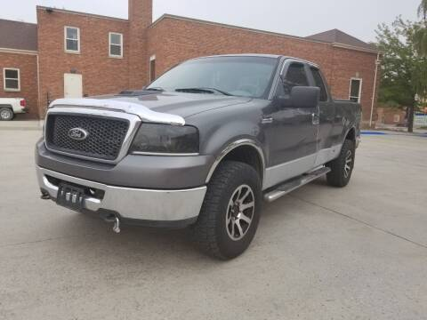 2007 Ford F-150 for sale at KHAN'S AUTO LLC in Worland WY